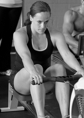 Chrissy Nedrud - Crossfit Coach